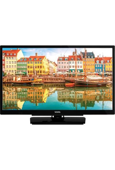 """Vestel Satellite 24HD5550 HD 24"""" 61 Ekran Uydu Alıcılı LED TV"""