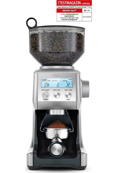 Sage BCG820 Bss/a Kahve Öğütücü