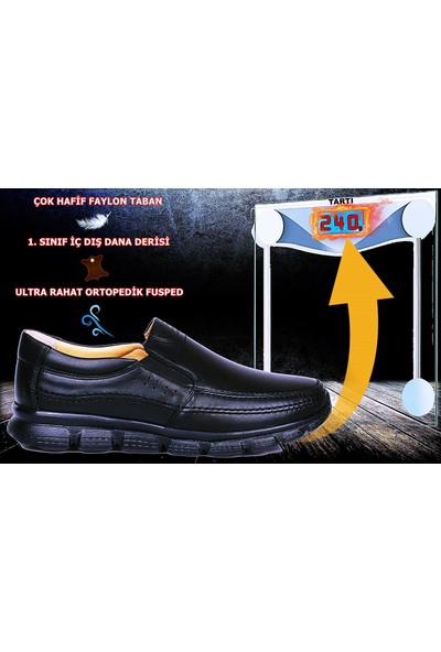 Detector Ultra Hafif Iç Dış Komple Deri Günlük Erkek Ayakkabı 500SK