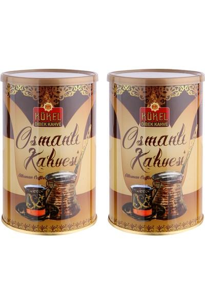 Kahve Deposu Kükel Osmanlı 250 gr T. 2'li