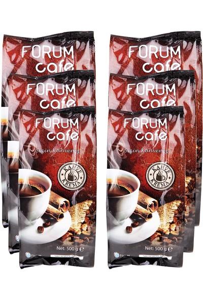 Kahve Deposu Kükel Forum Kahve 2+1 6 'lı