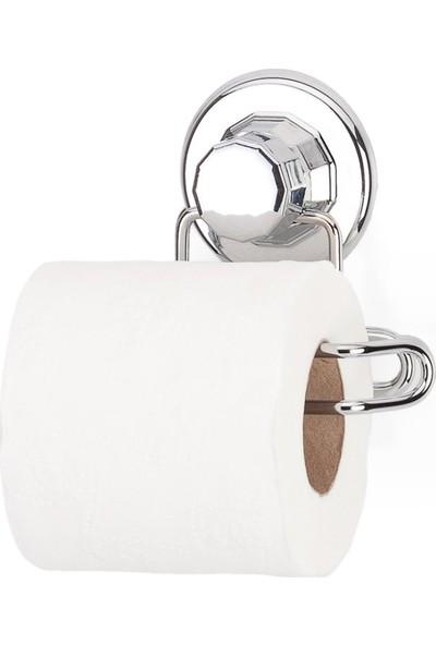 Vakumlu Banyo Tuvalet Kağıdı Askısı