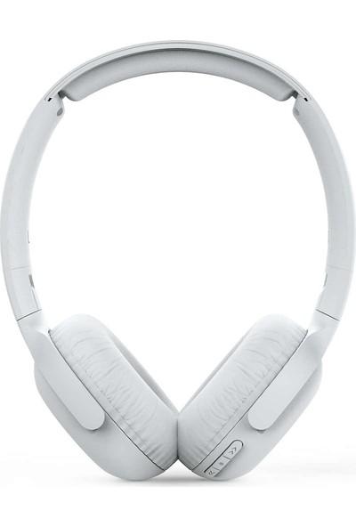 Philips TAUH202WT Kablosuz Bluetooth Kulak Üstü Kulaklık - Beyaz