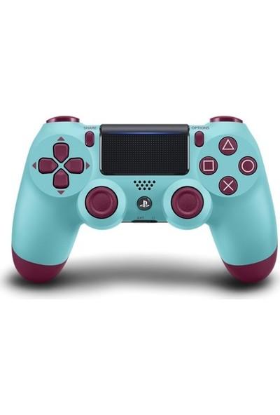 Sony Yeni Nesil Kol PS4 Dualshock 4 V2 Gamepad Yenilenmiş Kol Berry Blue