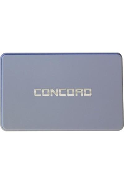 "Concord C-855 3.0 USB Harici HDD Harddisk Kutusu 2.5"" - Gri"