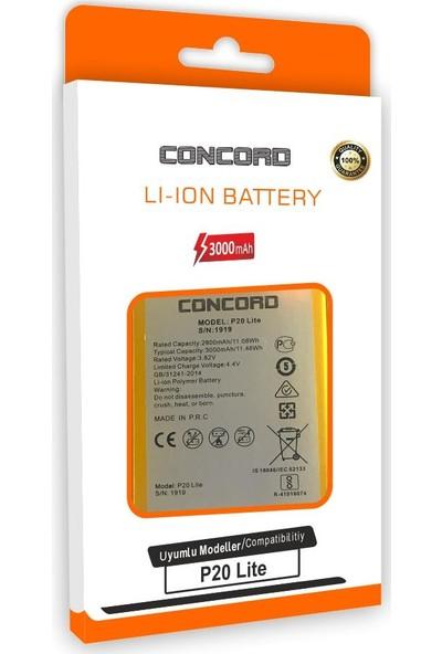 Concord Huawei P20 Lite Batarya Pil 3000mAh C-1041