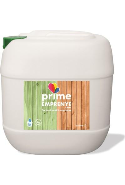 Hemel Prime Su Bazlı Koruyucu Emrenye Yeşil 5lt