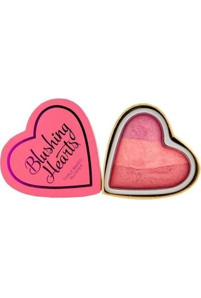 I Heart Revolution Blushing Hearts Allık Candy Queen Of Hearts 5 G