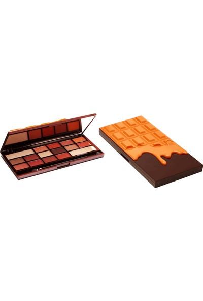 I Heart Revolution Chocolate Orange Far Paleti