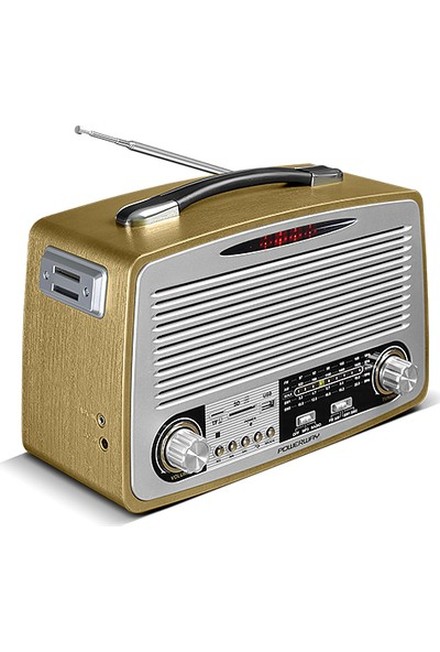 Powerway NSJ07 Nostalji Radyo