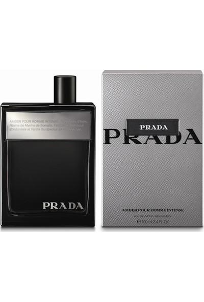 Prada Amber Pour Homme Intense Edp 100 ml Erkek Parfüm