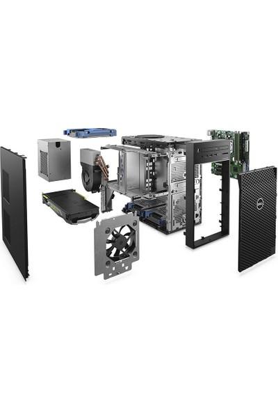 Dell Precision Delta V2 Intel Xeon E-2224 8GB 256GB SSD Quadro P620 Windows 10 Pro Masaüstü Bilgisayar T3630