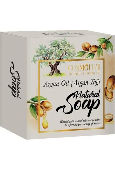 Cosmolive Argan Yağı Natural Sabun 125 gr