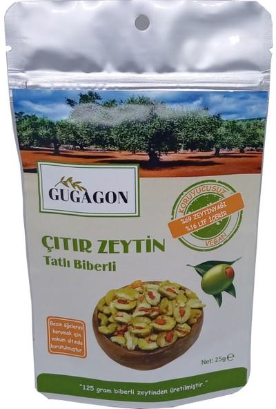 Gugagon Çıtır Zeytin 25 gr
