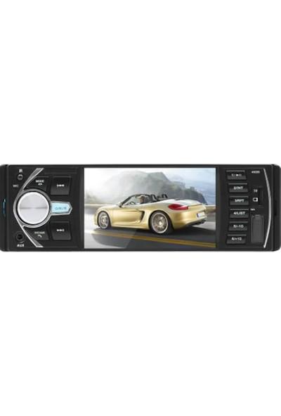 Navigold Ds-422 Görüntülü 4X45W Fm SD/USB/BT/Mp5 Oto Teyp