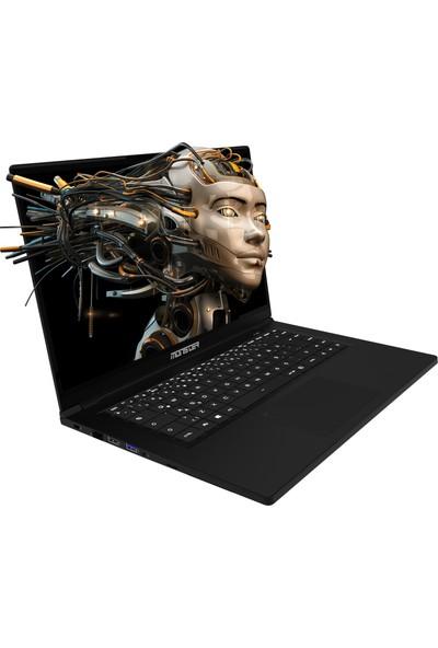 "Monster Huma H5 V1.2 Intel Core i7 9750H 16GB 512GB SSD GTX1650 Freedos 15.6"" FHD Taşınabilir Bilgisayar"