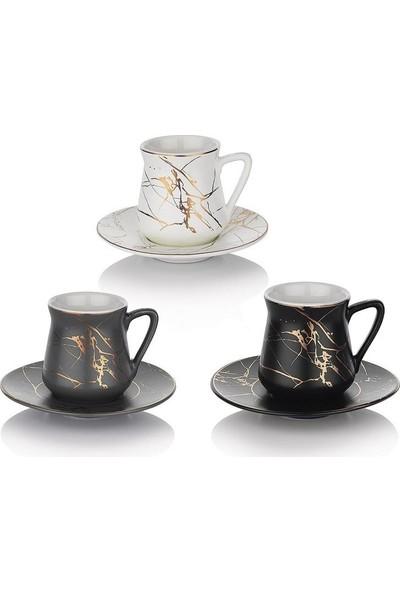Schafer Berlin Kaffe 12 Parça Kahve Fincan Takımı ALT02
