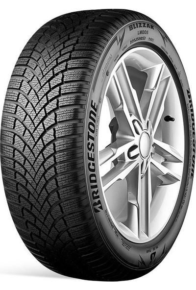 Bridgestone 205/55 R16 91H LM005 Oto Kış Lastiği ( Üretim Yılı : 2019 )