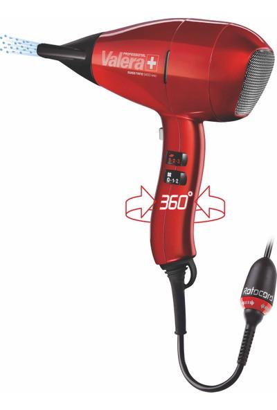 Valera Swiss Nano 9400 Iyonik 2400 W Profesyonel Saç Kurutma Makinesi - Kırmızı