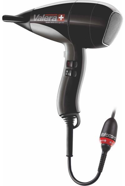 Valera Swiss Nano 6200 Light Iyonik 1800 W Profesyonel Saç Kurutma Makinesi - Siyah