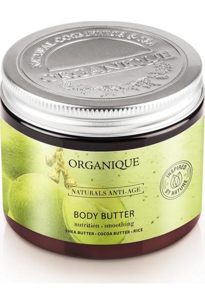 Organique Natural Anti-Age Vücut Kremi -200 ml