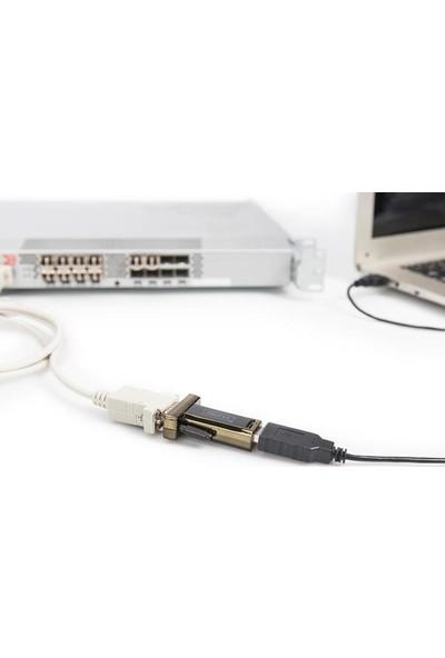 Digitus DA-70167 USB-RS232(SERİ) Çevirici + 80CM USB Kablo