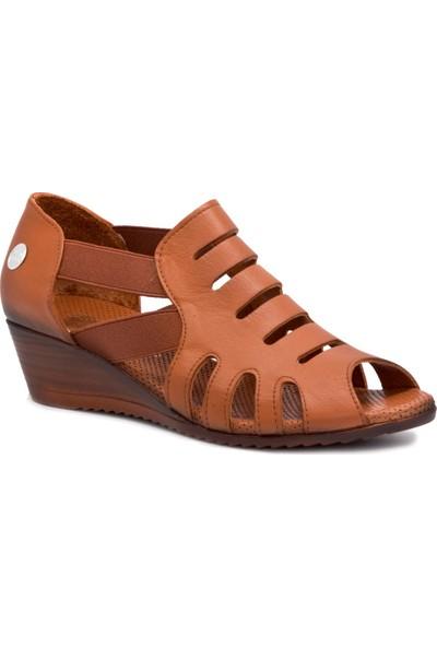 Mammamia D20Ya 945 Taba Terlik Sandalet