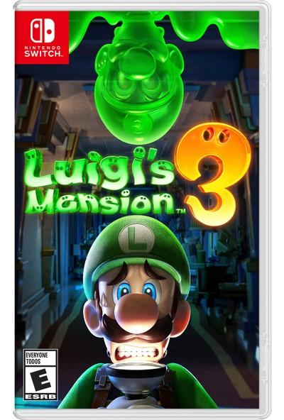 Luigi's Mansion 3 Nintendo Switch Oyun