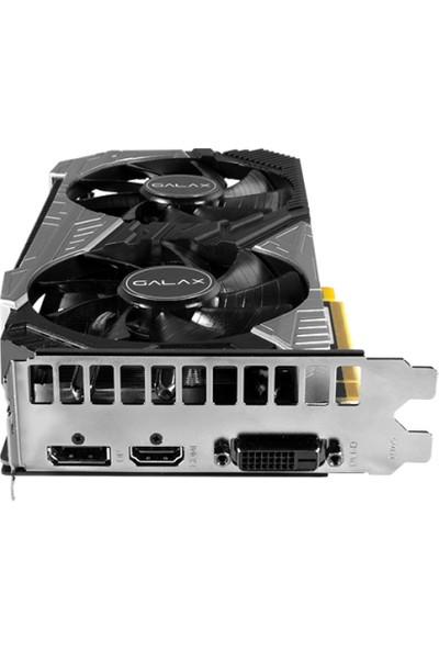 Galax GeForce RTX 2060 Super 8GB (1-Click OC) 256Bit GDDR6 DX(12) PCI-E 3.0 Ekran Kartı (26ISL6HP39SS-AKOG)