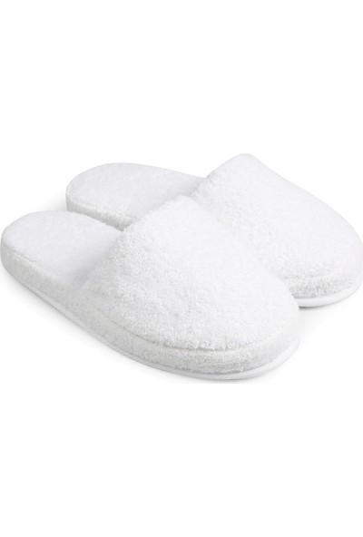 Havlu Butik Premium Yüksek Tabanlı Banyo Terliği
