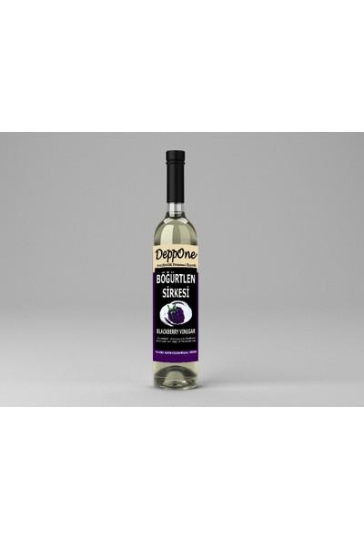 Deppone Fermente Böğürtlen Sirkesi 500 ml