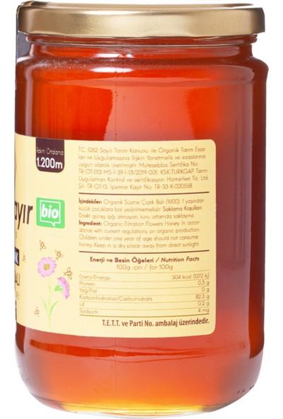 Eğriçayır Organik Çiçek Balı 850 gr