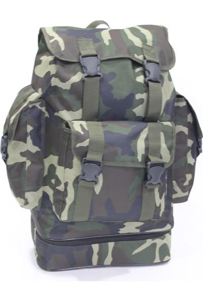 Orta Boy Askeri Dağcı Sırt Çantası 8500