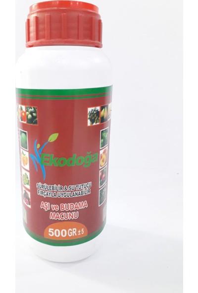 Ekodoğa Sıvı Aşı Macunu 500 gr Budama Macunu Hızlı Kuruyan Aşı Macunu Aşı Macunu Fidan Macunu Ağaç Macunu