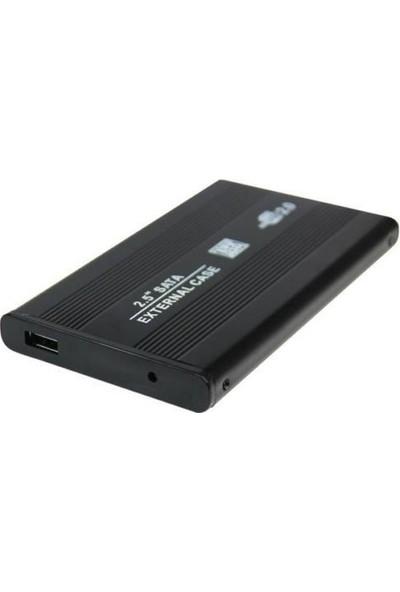 "Nıvatech NTC-634 USB 2.0 2.5"" Harddisk Kutusu Siyah"