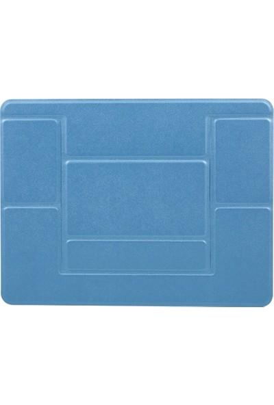 Vtec Yeni Nesil Katlanabilir Laptop Tablet Standı - Mavi