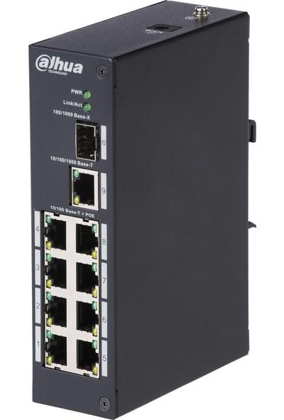 Dahua PFS3110-8P-96 8-Port Poe Switch (Yönetilmeyen)