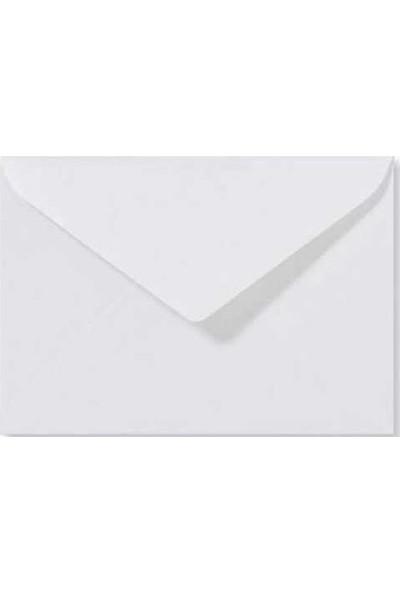 Oyal Beyaz Zarf Davetiye 13X18 cm 100'LÜ