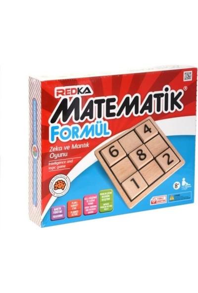Redka Matematik Formül Akıl Mantık ve Zeka Oyunu