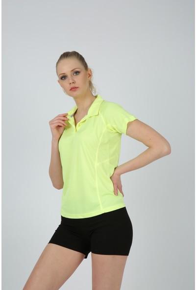 Dafron Maria Kadın Polo Yaka T-Shirt