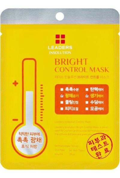 Leaders Insolution Aydınlatıcı Kontrol Maskesi