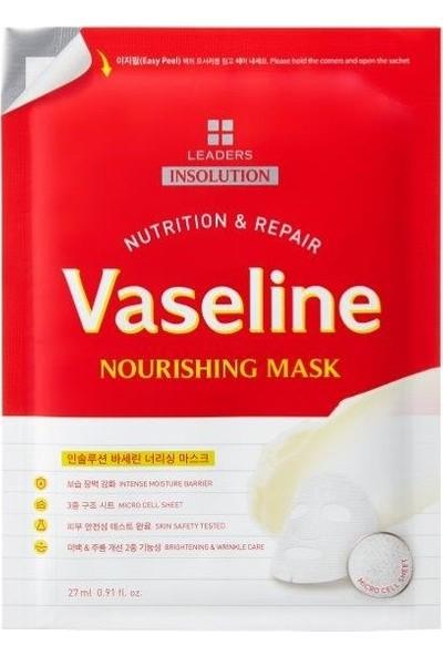 Leaders Insolution Vaseline Besleyici Maske