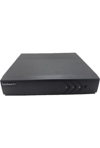 Botech BT-DR24/FN 4ın1 4 Kanal Kamera Kayıt Cihazı