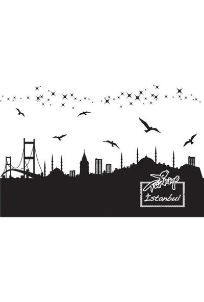 Dez Istanbul Desen Kabartma Tükenmez Kalem