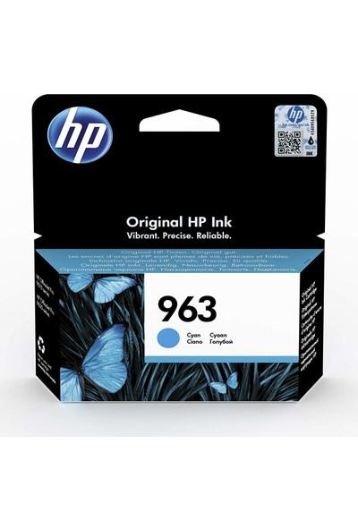 HP 963 Cyan Mürekkep Kartuşu 3JA23AE