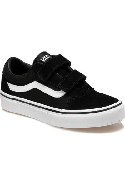 Vans Yt Ward V Siyah Unisex Çocuk Sneaker Ayakkabı