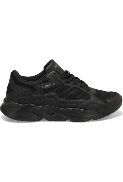 Kinetix Epık Mesh M Siyah Erkek Sneaker Ayakkabı