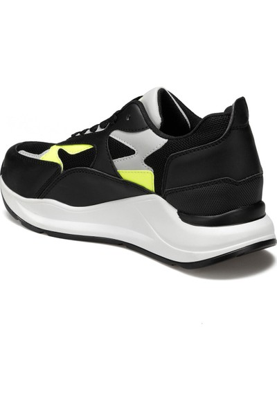 Lumberjack Natalıe Siyah Kadın Sneaker Ayakkabı