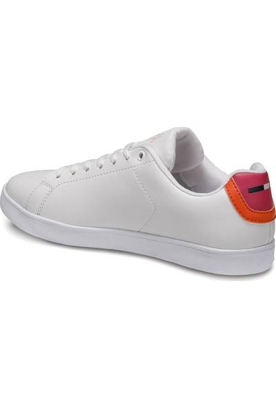 U.S. Polo Assn. Tobıas Beyaz Kadın Sneaker Ayakkabı