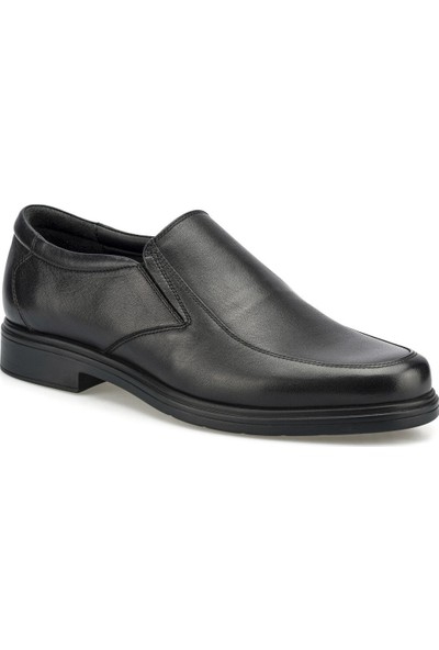Polaris 5 Nokta 102005.M Siyah Erkek Comfort Ayakkabı